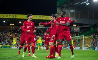 Norwich vs Liverpool: Jurgen Klopp Tercengang Melihat Takumi Minamino - JPNN.com