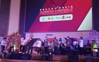 Jawab Tantangan Zaman, BPIP Sosialisasikan Pancasila Lewat Musik - JPNN.com