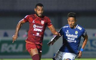 Persib vs Borneo 0-0: Maung Bandung Tumpul, Robert Bilang Begini - JPNN.com