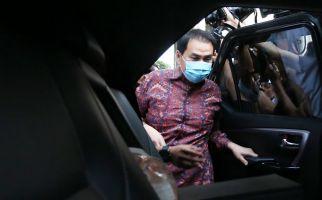 Azis Syamsuddin Ditangkap KPK, Disuruh Mandi Dulu - JPNN.com