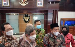 Bertemu Mahfud, NasDem Usulkan Syaikhona Kholil Sebagai Pahlawan Nasional - JPNN.com