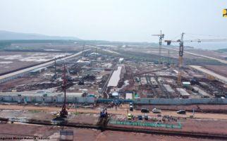 Mantap! Simpang Susun Kawasan Industri Terpadu Batang Rampung - JPNN.com