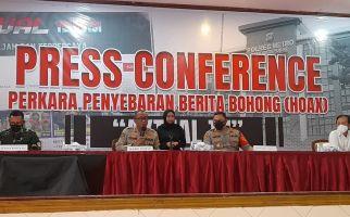 Selain Tangkap Direktur TV Lokal, Polisi Juga Amankan 2Orang Terkait Penyebaran Hoaks - JPNN.com