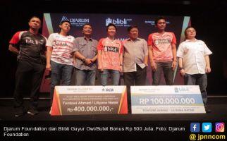 Djarum Foundation dan Blibli Guyur Owi/Butet Bonus Rp 500 Juta - JPNN.com