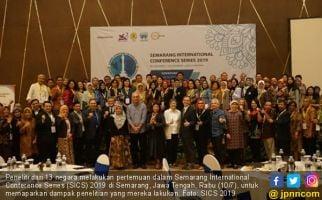 SICS 2019 Gerbang bagi Peneliti Indonesia Perluas Dampak Penelitian - JPNN.com