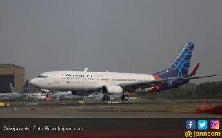 Sriwijaya Air Kembali Layani Penerbangan Calon Jamaah Haji - JPNN.com