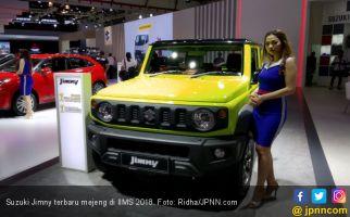 Suzuki Indonesia Recall Jimny karena Masalah Ini - JPNN.com