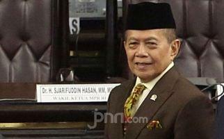 Jokowi Tolak Wacana Presiden 3 Periode, Syarief Hasan: Kita Mendukung - JPNN.com