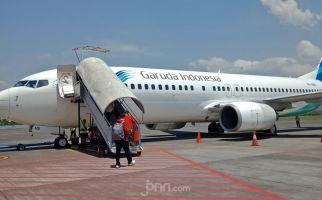 Garuda Terpuruk Terlilit Utang, Sekarga Minta Pemerintah Bertanggung Jawab - JPNN.com