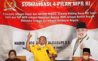 Sosialisasi 4 Pilar, Habib Aboe Pertegas Sikap Tolak RUU HIP - JPNN.com