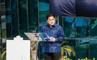 Menteri BUMN Targetkan 4 Juta Hektar dalam Program Makmur Pupuk Indonesia - JPNN.com