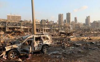 Ledakan Dahsyat Guncang Beirut, Rumah Sakit Kewalahan Menangani Korban - JPNN.com