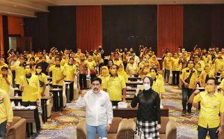 Partai Golkar Surabaya Pastikan Solid Bersama Koalisi Machfud Arifin - JPNN.com