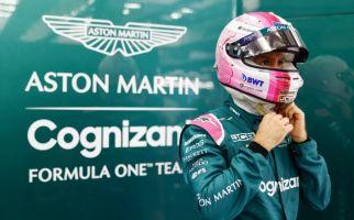 F1 2021: Sebastian Vettel Pamerkan Helm Baru, Ada Pesan Khusus - JPNN.com
