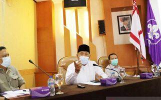 Cara Kwarda Pramuka Jatim Berkemah di Kala Pandemi Covid-19 - JPNN.com