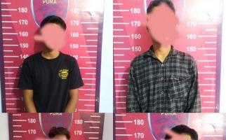 4 Pengeroyok dan Pembacok Apriansyah Sudah Ditangkap, Terima Kasih, Pak Polisi - JPNN.com