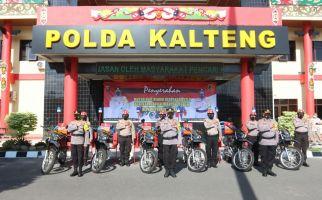 Antisipasi Karhutla di Kalimantan Tengah, Irjen Dedi Kerahkan Motor Pemburu Api - JPNN.com