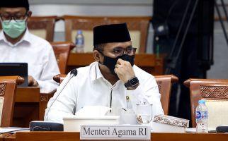 Ketum PB Mathla'ul Anwar Sarankan Menag Yaqut Berhati-hati Mengeluarkan Pernyataan - JPNN.com
