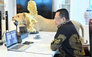 Bamsoet: Maksimalkan Peluang Kerja Sama Indonesia-Korea dalam Pembangunan IKN - JPNN.com
