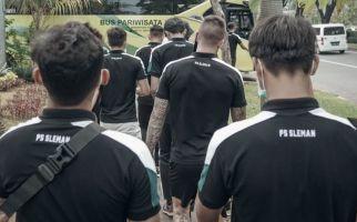 Pemusatan Latihan PS Sleman Ditutup dengan Latihan Ringan - JPNN.com