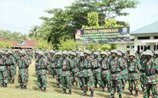 500 Sukarelawan Mengikuti Latihan Militer, Disiapkan Sebagai Komponen Cadangan - JPNN.com