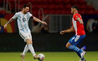Copa America 2021, Argentina Menang, Lionel Messi Ukir Rekor Baru - JPNN.com