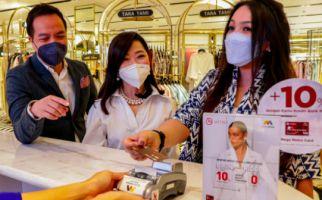 Manjakan Konsumen, Bank Mega Gandeng Metro Department Store & Visa Luncurkan Mega Metro Card - JPNN.com