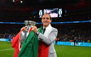 Roberto Mancini Ikut Bangga dengan Rekor Italia di Olimpiade Tokyo - JPNN.com