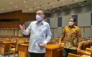 Brigadir NP Membanting Pedemo di Tangerang, Bang Dasco Bereaksi - JPNN.com