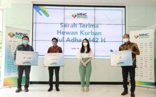 Bantu Sesama, Salurkan Sejumlah Hewan Kurban di Wilayah Jakarta dan Bogor - JPNN.com