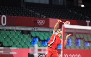 Anthony Ginting Putus Dahaga Tunggal Putra Indonesia Tampil di Semifinal Sejak Olimpiade 2004 - JPNN.com