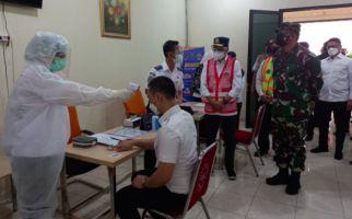 Kemenhub-TNI AU Buka Gerai Vaksin di PPI Curug, INACA: Kami Bersyukur - JPNN.com