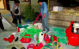 7 Nelayan Pengebom Ikan di Perairan Sape Bima Ditangkap Polairud - JPNN.com