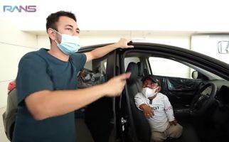 Belikan Mobil untuk Ucok Baba, Raffi Ahmad: Bukan Endorse - JPNN.com