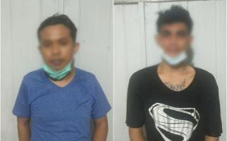Terlibat Curanmor, Pecatan Polisi dan Oknum Satpol PP Ditangkap di Surabaya - JPNN.com