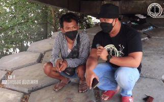 Viral Polisi Bantu Pemuda Hidup di Kolong Jembatan Tol, Ini yang Sebenarnya Terjadi - JPNN.com