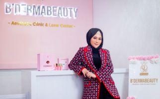 Berawal dari Usaha Kecil-kecilan, Duwi Wahyuni Kini Sukses Berbisnis Skincare - JPNN.com