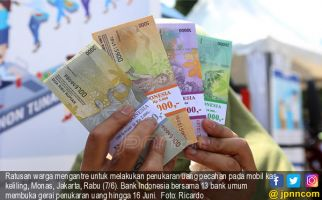 Rupiah Hari Ini Diserang Sentimen 'Hawkish', Duh Melempem Lagi - JPNN.com