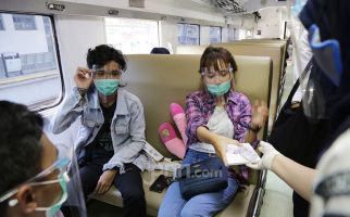 Libur Nataru Usai, KAI Layani 628.603 Penumpang Sesuai Protokol Kesehatan - JPNN.com