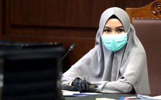 Pengadilan Tinggi DKI Sunat Hukuman Pinangki, Dihukum Lebih Ringan dari Vonis - JPNN.com