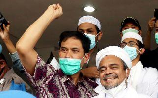 Habib Rizieq & Munarman Tak Masuk Kepengurusan FPI Versi Baru, Ini Alasannya - JPNN.com