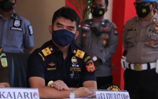 Satgas Bea Cukai-Polri Gagalkan Penyelundupan Sabu Dalam Bungkus Teh Seberat 1 Kwintal - JPNN.com