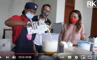 Keren, Tips Praktis Membuat Gelato di Dapur Kanorai, Silakan Mampir - JPNN.com