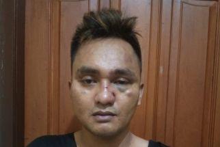 Tak Berhasil Kabur, Muka Wasik Bengep Dikeroyok Warga - JPNN.com Jatim