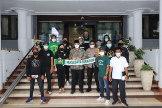 Siap-Siap, Ada yang Baru di Jalanan Surabaya, Peringati Ultah Persebaya ke-94 - JPNN.com Jatim