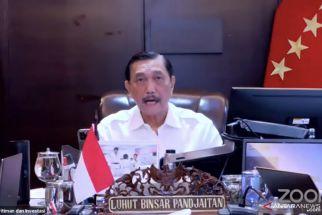 Luhut Suruh Gus Yaqut Kerahkan 50 Ribu Kiai dan Ulama - JPNN.com Jatim
