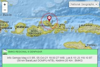 BMKG Malang Sebut Periode Gempa Berulang Memang Ada, Tetapi Begini - JPNN.com Jatim