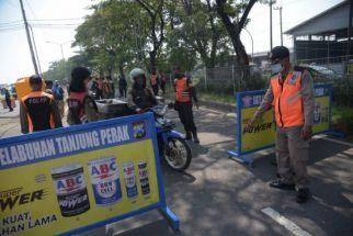 Pemkot Surabaya Tambah Satu Pos Penyekatan di Jembatan Suramadu, Hayo di Mana? - JPNN.com Jatim