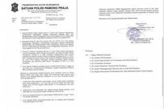 Berikut Ketentuan Pembuatan SIKM Keluar Masuk Surabaya - JPNN.com Jatim