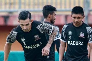 Ini Harapan Silvio Escobar kepada Madura United di Hari Ulang Tahun Ke-35 - JPNN.com Jatim